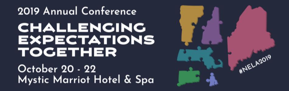 NELA 2019 COnference Logo