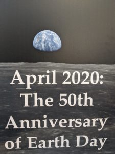 April 2020: The 50th Anniversary of Earth Day