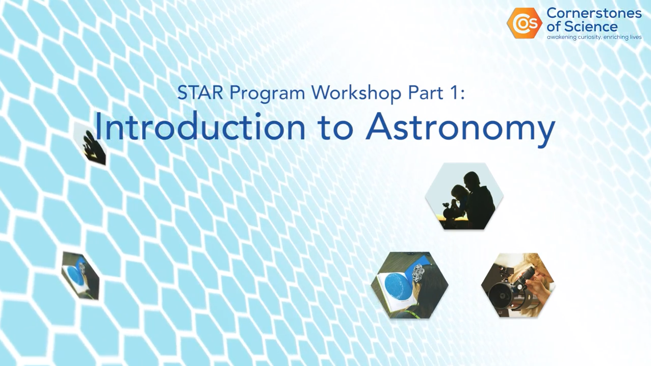 Title Card of STAR Program Workshop Part 1