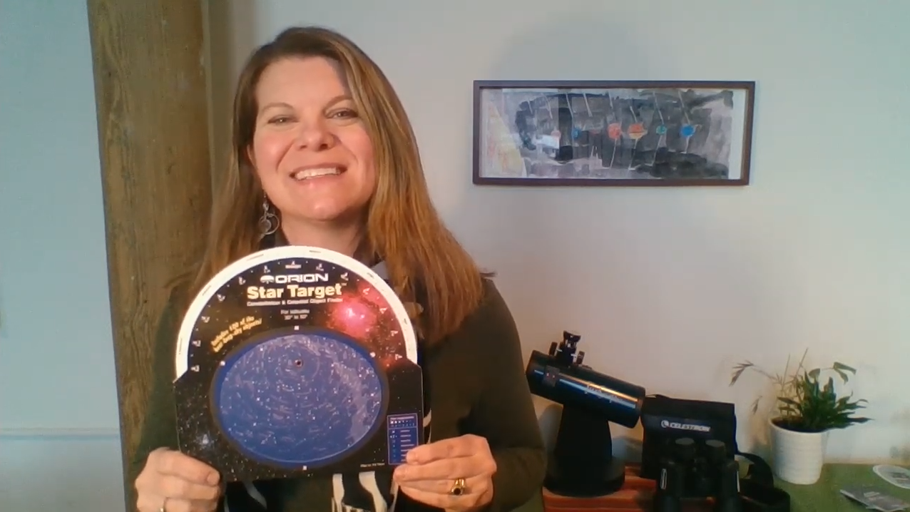 Still image from How To Use a Planisphere video